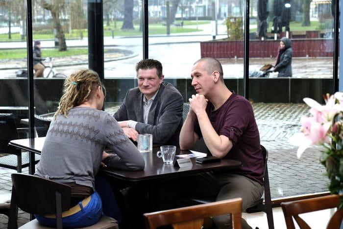 Open Coffee Arnhem | Een goed netwerk begint bij een kop koffie
